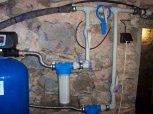 Odstranění železa a manganu filtrem A 100 D s dávkovacím čerpadlem - Limberk - Běl