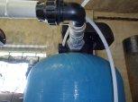 Snížení tvrdosti vody dvojitým filtrem TWIN A660EXtreme-K-Brniště