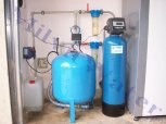 Odstranění železa a manganu odželezňovacím filtrem A35D + ET - Konecchlumí