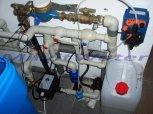 Změkčení vody a odstranění dusičnanů filtrem A100K AN-Pardubice