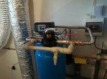 Radimovice - PA60UH-poloautomatický filtr na odstranění zápachu vody a zlepšení její chuti