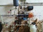 Změkčení vody filtrem A35K standard-Třebovle