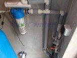 Odstranění železa, manganu, amonných iontů a bakterií filtrem A80EXtreme+UV LUXE 12-Masečín