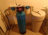Změkčení vody a odstranění železa filtrem A35EXtreme-Hradiśťko 1