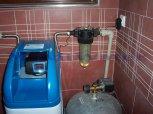 Změkčení vody a odstranění železa z vody změkčovacím filtrem A35K kabinet-Poříčany