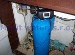 """Změkčení vody a odstranění železa filtrem A35EXtreme G1""""-Mančice"""