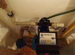 Změkčení vody filtrem A35K standard-Brno