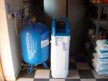 Změkčení vody filtrem A35K v kabinetovém provedení -Hvozdná