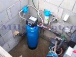 Odstranění železa a manganu filtrem A35P300-Řitka