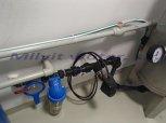 Změkčení vody A60K a odstranění dusičnanů, chloridů, dusitanů a konduktivity RO ME50-Pučery