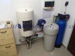 Změkčení vody filtrem A35K - Dobříň