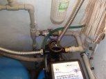 Změkčení vody filtrem A35K standard-Všeradice