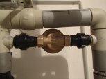 Změkčení vody filtrem A150K-Litoměřice