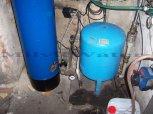 Odstranění manganu odželezňovacím a odmanganovacím filtrem A 100 D + ET - Leština