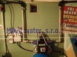 Odstranění železa a manganu filtrem A80 P300 - Heraltice