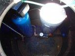 Změkčení vody změkčovacím filtrem A35K standard - Radovesnice I.