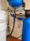 Odstranění železa, manganu a bakterií filtrem A35EXtreme+UV LUXE 12-Studený