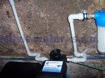 Změkčení vody filtrem A35K -Nučnice