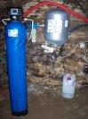 """Odstranění železa a manganu filtrem A 60 D G1"""" s dávkovacím čerpadlem - Barchovice"""