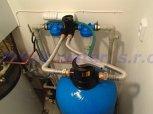 Odstranění zápachu z vody poloautomatickým filtrem PA80UH-Vlčice