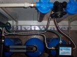 """Odstranění železa a manganu filtrem A 35 P 300 G1"""" a změkčení dvojitým filtrem DUO A 35 K G1""""-Odře"""