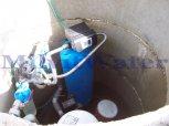 """Odstranění železa a manganu filtrem A35P300 G1""""-Bratrouchov"""