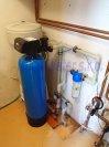 Změkčení vody filtrem A35K standard-Dobřichov