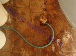 Odstranění tvrdosti vody filtrem TWIN A70K-Nýrsko