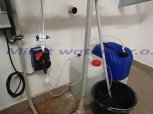Odstranění bakterií dávkovacím čerpadlem ET 02/06-Malotice