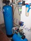 """Odželeznění filtrem A 100 D G1"""" s dávkovacím čerpadlem - Nekmíř"""