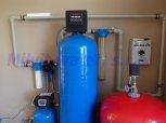 Odstranění železa filtrem A35 P300-Svitavy