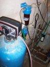 Změkčení vody a odstranění železa filtrem A80K - Velký Osek