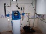 Odstranění železa a tvrdosti vody filtrem A 35 EXtreme a odstranění bakterií UV lampou - Pardubice