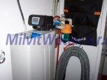 Změkčení vody filtrem A25K Slim - Zdiby