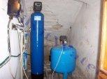 Odstranění škodlivých látek filtrem A 60 UH - Tochovice