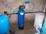 """Změkčení vody změkčovacím filtrem A 35 K Standard G1"""" - Říčany"""