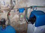 """Změkčení vody filtrem A 35 K G1"""" v kabinetovém provedení - Křesetice"""