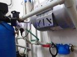 Snížení dusičnanů a tvrdosti vody filtrem A35K-AN+UV LUXE12-Nové Městečko