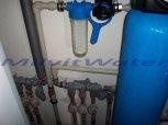 Změkčení vody filtrem A60K-Zdiby