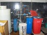 Odstranění tvrdosti vody, železa a bakterií RO, dávkovacím čerpadlem a DUO K-Nové Město