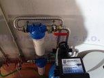 Odstranění manganu filtrem A35EXtreme-Nové Město na Moravě