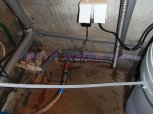 Odstranění železa a manganu filtrem A60EXtreme+bakterie UV lampou SC5-Staré Sedlo