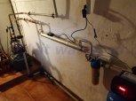 Odstranění železa a bakterií filtrem A35EXtreme a UV LUXE 12-Jiřice