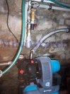 Odstranění železa a manganu filtrem PA60P300-osada Vidlák-Černíny