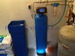 Snížení tvrdosti vody změkčovacím filtrem A80K-Beroun
