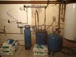 Odstranění tvrdosti vody, železa a bakterií filtrem A35EXtreme Standard+UV lampa-Nučice