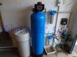 Odstranění železa, manganu a tvrdosti vody a zvýšení pH filtrem A80EXtreme+pH-Újezd nad Lesy