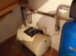Odstranění tvrdosti vody filtrem A35Kstandard-Važice