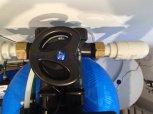 Odstranění železa, zvýšení pH a odstranění bakterií-Míčov-Sušice