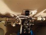 Změkčení vody filtrem A35K a snížení dusičnanů RO do linky-Vědomice